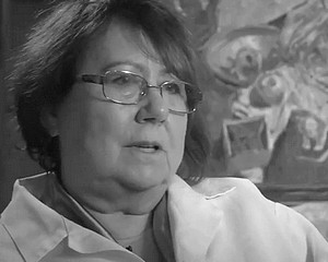 Elhunyt Blaski Márta restaurátor, festőművész