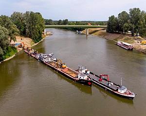 Beruházás a tisztább Tisza folyónkért