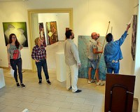 114 festmény, 35 plasztika, 33 grafikai mű - Őszi Tárlat 2019