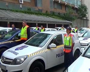 Két autót kapott a Hódmezővásárhelyi Polgárőrség