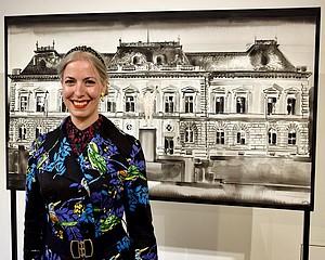 Egy innovatív vásárhelyi művészé a Tornyai Plakett