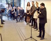 Fiatal művészek kiállítása a Tornyai-múzeumban