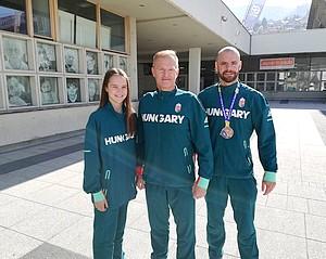 Európa-bajnoki bronzérem Szarajevóban