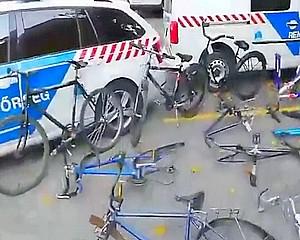 Vásárhelyi biciklitolvajok rendőrkézen