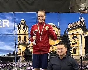 Három magyar bajnoki érem Vásárhelynek