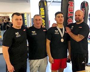 Boxing Gym Vásárhely siker az Magyar Bajnokságban