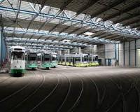 Drágult a tram-train járműtelep