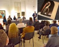 Szabadkai keramikusművész monográfiáját mutatták be az Alföldi Galériában