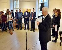 Megnyílt a Mártélyi Képzőművészeti Alkotótábor kiállítása