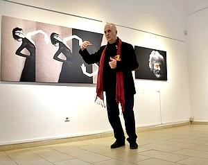 Eifert: ez életem legfontosabb és legnagyobb kiállítása