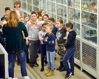 Iskolások a Tornyaiban