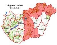 Ismét tűzgyújtási tilalom van Csongrád megyében is
