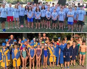 Éremeső mindkét vásárhelyi úszó egyesületnél