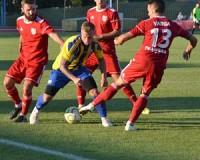 A Csepel Stadionban lépett pályára a Hódmezővásárhelyi FC