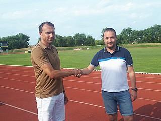 Koncz Zsolt a HFC új vezetőedzője