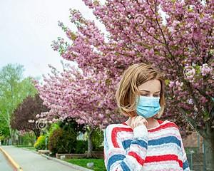 A maszk előnye - az allergiások szemszögéből