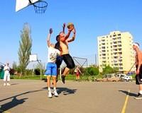 Streetball bajnokság Vásárhelyen