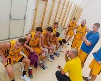 Döntőt játszott a felnőttcsapat a Viharsarok Kupán
