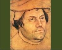 A reformáció ünnepe – Luther Márton 95 tétele