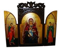 Az ikonfestés öröme