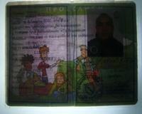 Színes rajzból útlevél - gyerekes dolog