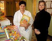 Gyógyító mesekönyvtár az Erzsébet Kórháznak