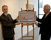 31 festménnyel gazdagodott a Tornyai Múzeum