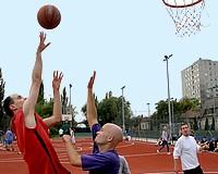 Szombaton Streetball Bajnokság Vásárhelyen