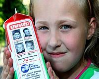 Arcok a tejesdobozon: 1100 gyereket ma is keresnek