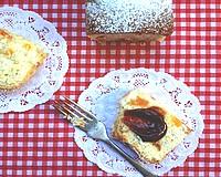 Ennivaló receptjeink - Baracskay Angélától - Pirított kókuszos kuglács sárgabarackkal