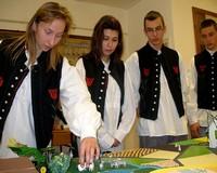 Budapesten mutatkozott be a vásárhelyi iskola