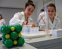 Laborórák a Gyulai József Természettudományos Műhelyben