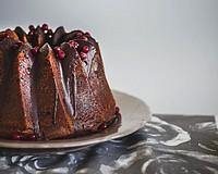 Ennivaló receptjeink Angélától - Gesztenyekrémes ribizlis kuglóf csokoládéval