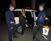 Taxirablás késsel Vásárhelyen