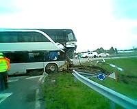A buszsofőr hibázhatott