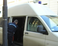 Rendőrkézen a vásárhelyi táskás rabló