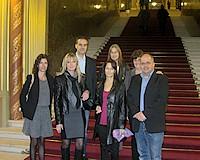 Emlékpont Műhely tanárai Budapesten
