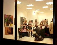 Vásárhely ihletése az Art IX-XI. Galériában