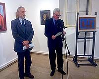 A magyar képzőművészet kiváló egyénisége a Tornyaiban