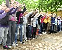 Óvodai kisszékből az iskolapadba