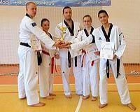 Taekwondo Országos Bajnokság vásárhelyi sikerekkel