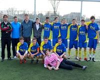 Országos döntőben az Eötvös sportosztályos csapata