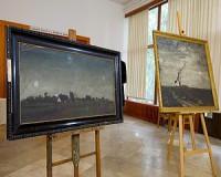 Lappangó festmények Makón