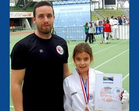 A 11 éves Acsai Vivien indul a koreai Gyermek VB-n