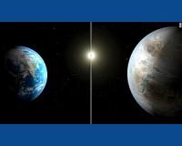 Egy Földhöz hasonló bolygót találtak